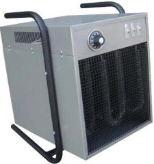 KEV heaters for air heating