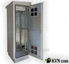 Серверный шкаф СР-42U-08-10-ДП-ДП-1-7035