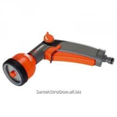 The gun for watering Garden