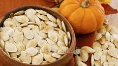 Pumpkin seeds crude