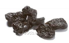 Prunes caliber, dried without stones, 70/80