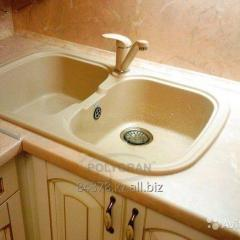 Sink from POLYGRAN stone