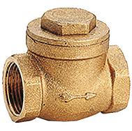 Обратный мембранный клапан (металл) n6