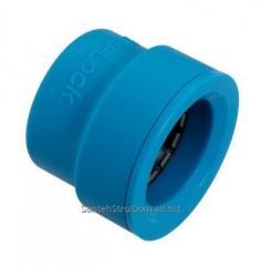 Cap for the pipe Blu-Lock