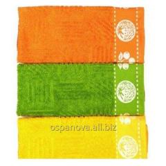 Set of towels of 3 pieces