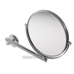 The mirror is cosmetic