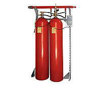 Modules gas for fire-fighting