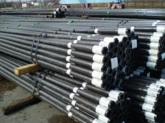 Pipe NKT of 70*70*6000 mm