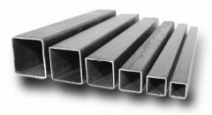 Profile pipe of 40*20*6000 mm