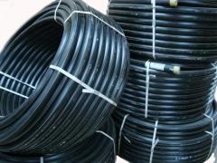 Tubos para el abastecimiento de agua, gas y calor