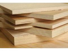 Plywood of 10 mm 1500*1500 mm