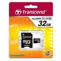 Memory card of Transend micro SD 32Gb