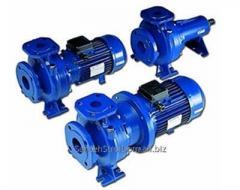 The pump Lowara FHE 32-16022A is circulating