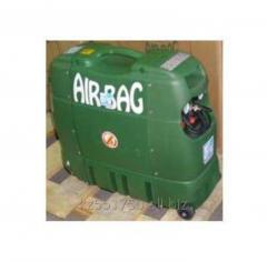 Airbag CV compressor