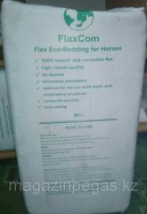 FLAXCOM - a flax fire. 20 kg.