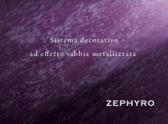 Итальянская декоративная штукатурка Zephyro...