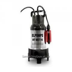 Pump fecal Elpumps B