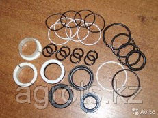 Rings shielding for hydraulic distributors