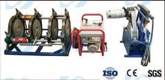 Devices for welding of plastic pipes in the