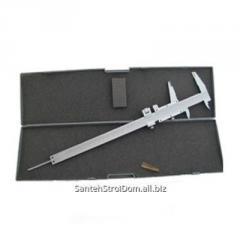 Штангенциркуль 250 мм деления 0,02 мм металический
