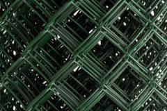 Сетка плетеная низкоуглеродистая пвх ТУ 1275-016-00187205-2005 АЖУР 150/82 2.4/2.8 950