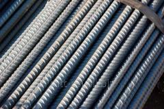 Арматура 10 А400 (АIII), сталь 35ГС, 25Г2С, в прутках, по ГОСТу 5781-82