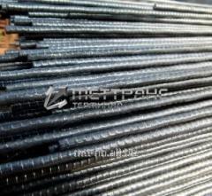 Beslag 10 Al 600 med stål 35 GS, 25g2s, i barer, på GOST 10884-94