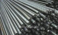 Арматура 28 Ат800, сталь 25Г2С, 10ГС2, в прутках, по ГОСТу 10884-94