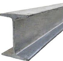 Балка двутавровая 25Б2 сталь С255, 3сп5, сварная,