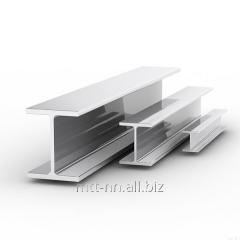 Балка двутавровая 25Ш1 сталь С345, 09Г2С-14,