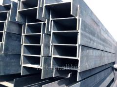 Балка двутавровая 40Ш2 сталь С345, 09Г2С-14,