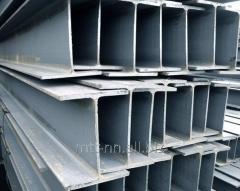 Балка двутавровая 50Ш1 сталь С345, 09Г2С-14,