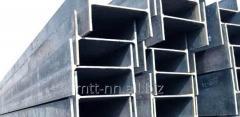 Балка двутавровая 60Б2 сталь С255, 3сп5, сварная,