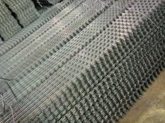 Grid welded neozinced the BK1 TU