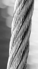 Rope stainless steel 12x18h10t 2.2, ...