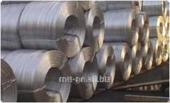 Катанка алюминиевая 14 по ГОСТу 13843-78, марка
