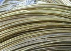 Brass wire rod