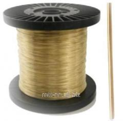 Brass wire rod