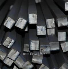 Квадрат нержавеющий 65 сталь 20Х13, 30Х13, 40Х13,