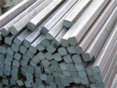 Квадрат стальной 10 горячекатаный, сталь 35, 40,