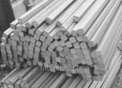 48 square steel, hot rolled steel, 35, 40, 45, 50, 55, GOST 2591-2006