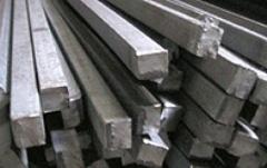 Квадрат стальной 48 калиброванный, сталь 15Х, 20Х, 35Х, 40Х, 45Х, ГОСТ 8559-75