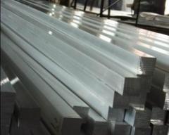 Квадрат стальной 50 калиброванный, сталь 15Х, 20Х, 35Х, 40Х, 45Х, ГОСТ 8559-75