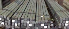 Квадрат стальной 52 горячекатаный, сталь Р18, Р6М5, Р9К5, Р6М5К5, ГОСТ 5650-51, быстрорежущий