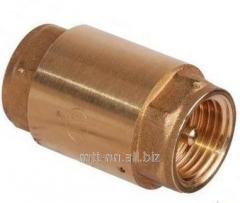 Клапан обратный 16Б1бк 20 Ру 16 кгс, латунный,