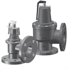 Клапан предохранительный 17ч17бр 80 Ру 16 кгс,