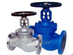 Клапан регулирующий 25нж38нж 80 Ру 40 кгс, нержавеющий, фланцевый, t до 540 °С