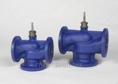 Клапан регулирующий 25нж48нжМ 50 Ру 64 кгс, нержавеющий, фланцевый, t до 220 °С