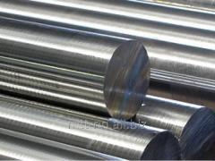 Круг нержавеющий 10,2 сталь 08Х17Т, 15Х25Т, 15Х28, ферритный, по ГОСТу 7417-75