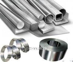 Круг стальной 10 горячекатаный, сталь 35, 40, 45, 50, 55, ГОСТ 2590-2006